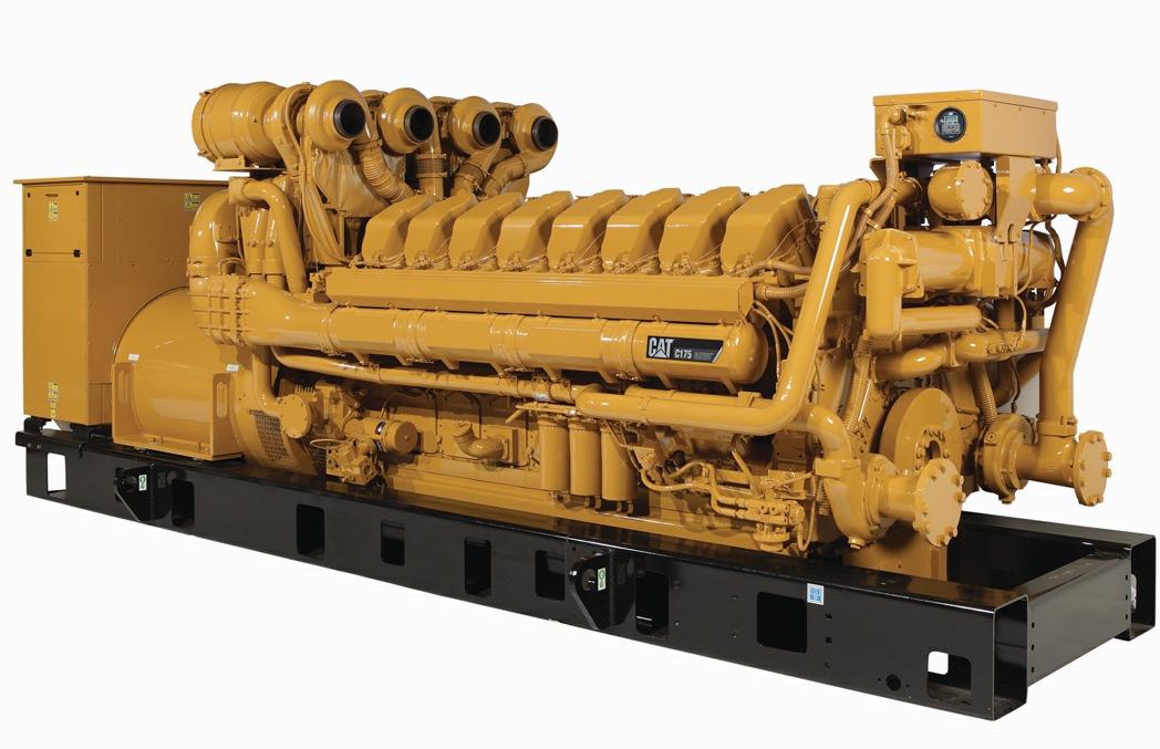Cat-C175-Engine