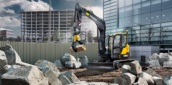 Volvo_ECR88D_mini_digger_mini_excavator_are_compact_short_swing_radius_excavators_that_deliver_powerful_efficient_performan